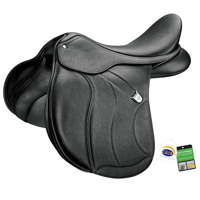 Bates All Purpose+ Luxe RearV CAIR Saddle