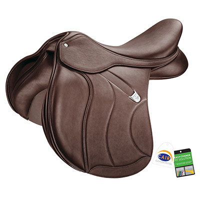 Bates All Purpose SC+ Luxe CAIR Saddle