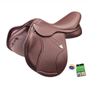 Bates Elevation DS+ RearFB Jump Saddle