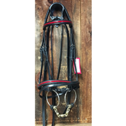 Nunn Finer Rosalie Dressage Bridle