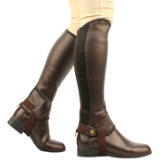 Saxon Equileather Half Chaps