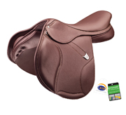 Bates Elevation+ RearFB CAIR Jump Saddle
