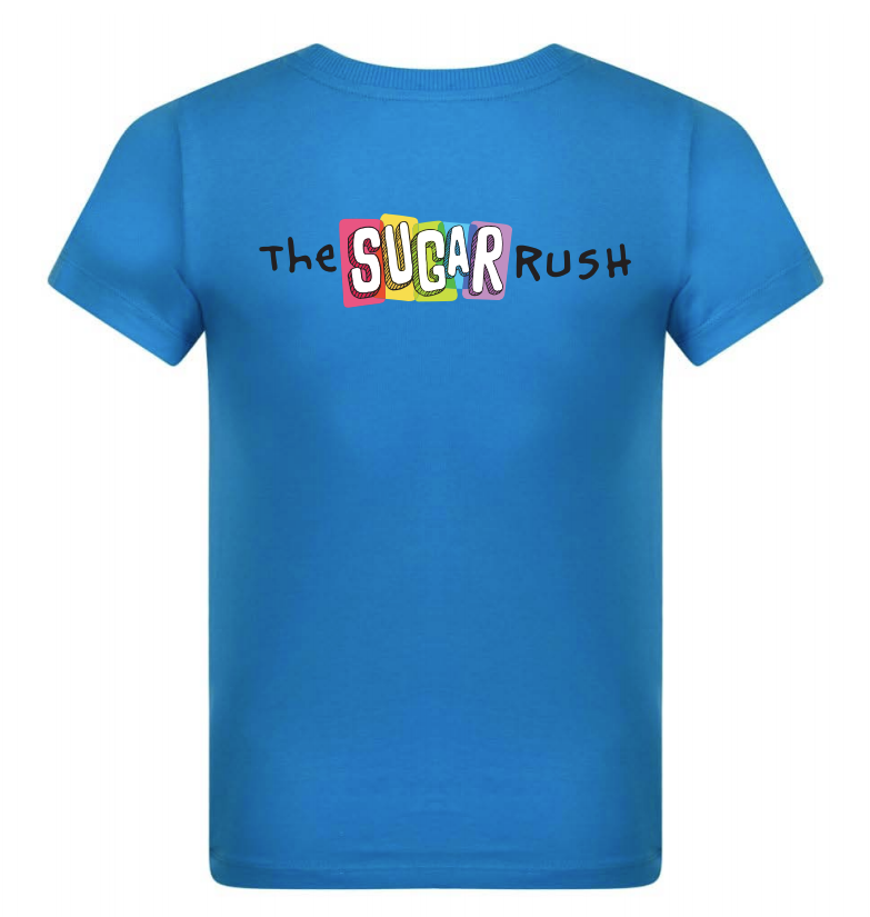 Sugar Rush Shirt purchase - Blue