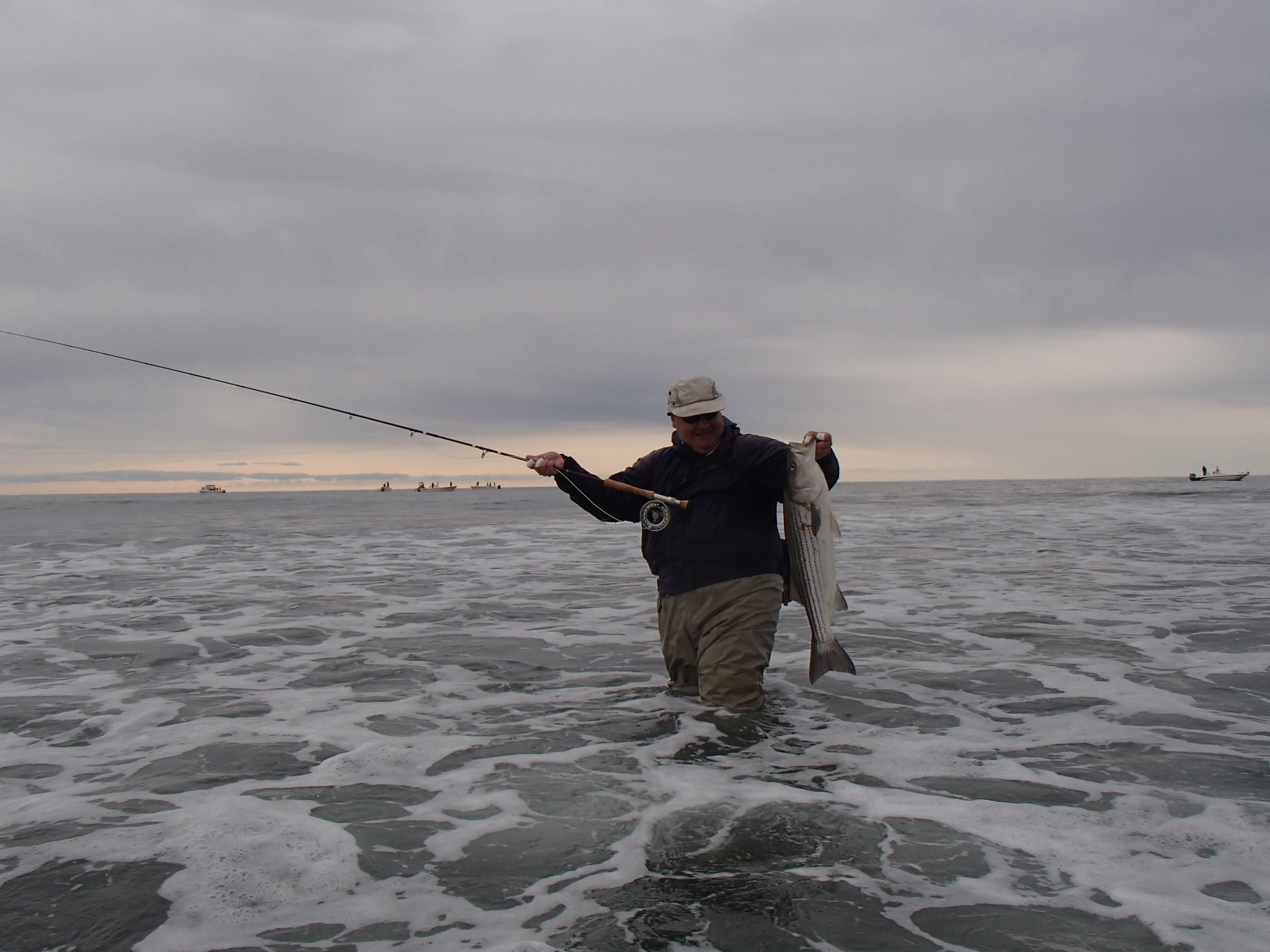 Blog surfcaster 39 s journal part 31 for Surf fishing waders