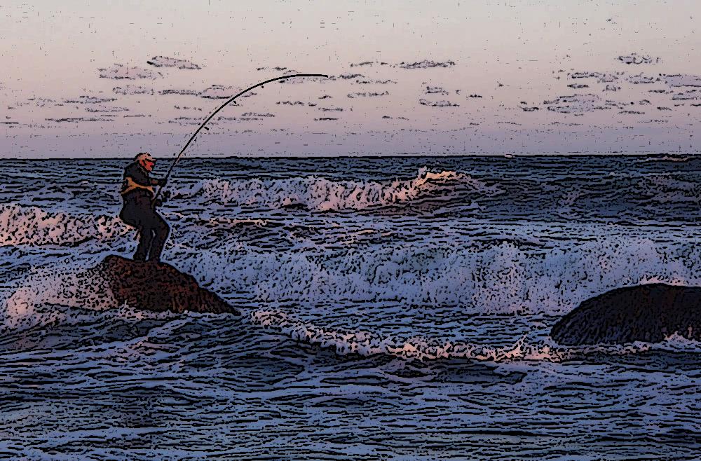 Needlefish sand eels bass surfcaster 39 s journal for John skinner fishing