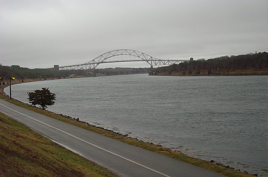 5 -View of the Cape Cod Canal