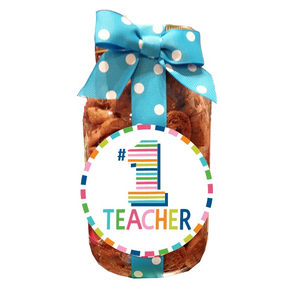 #1 Teacher Chocolate Chip Cookies