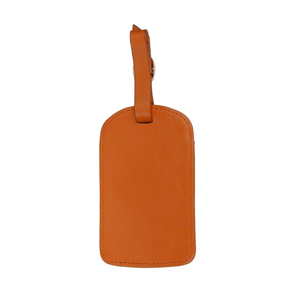BLVD - Amelia Luggage Tag - Mango