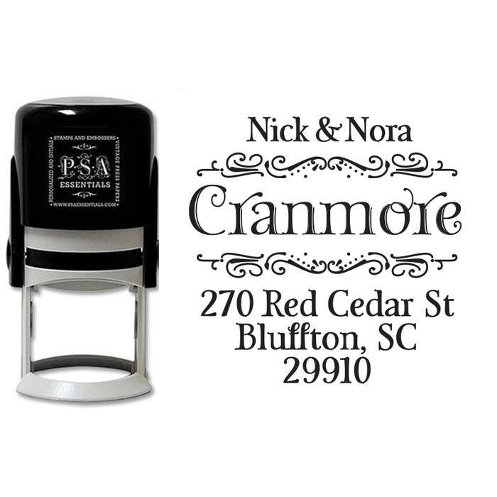 Peel & Stick Stamper - Nora