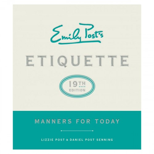 Emily Post Wedding Gift Etiquette: Emily Post's Etiquette, 19th Edition