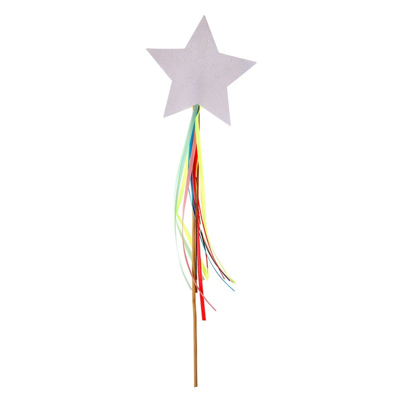 sparkly fairy wand toy