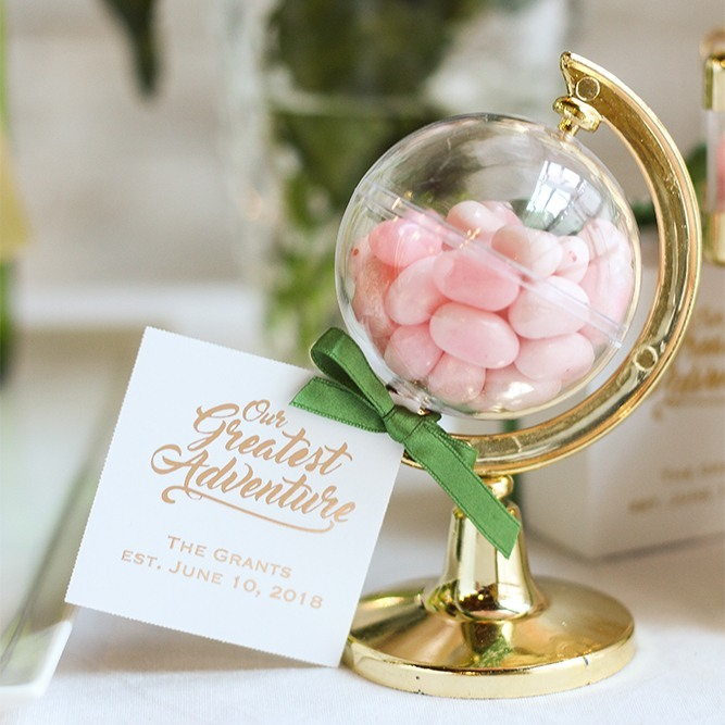 Mini Globe Party Favor