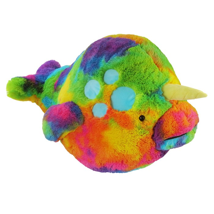 "15"" Prism Narwal Squishable"