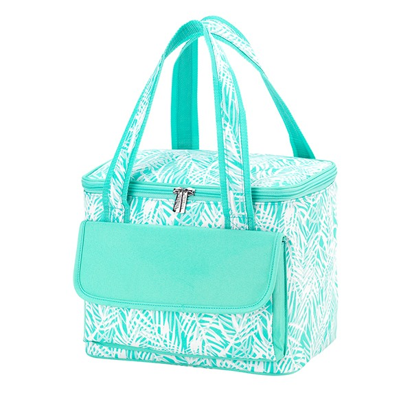 Poolside Palm Cooler Bag