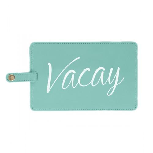 Vacay Jumbo Luggage Tag