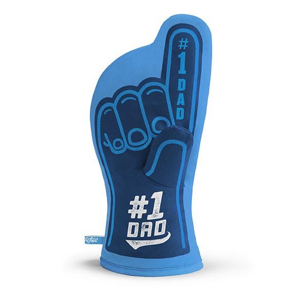#1 Dad Oven Mitt
