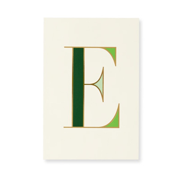kate spade new york initial notepad e