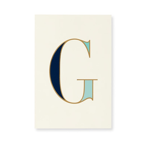 kate spade new york initial notepad g