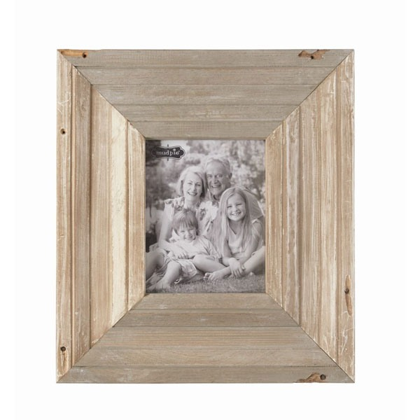"20"" X 18"" Reclaimed Wood Frame"