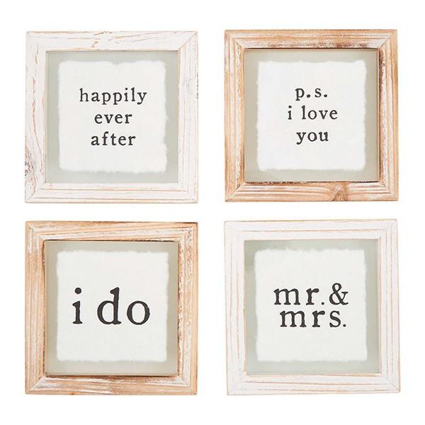 Wedding Coaster Set