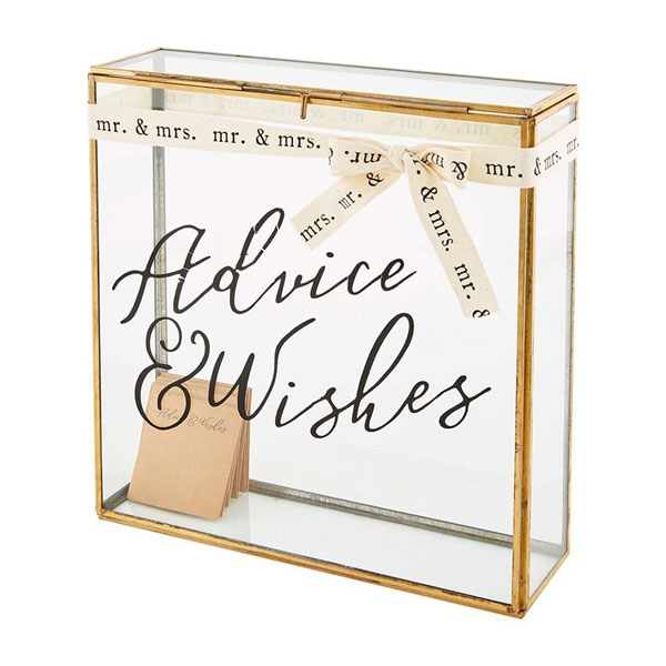 Advice and Wishes Box Set