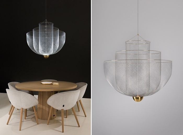 Moooi Meshmatics Suspension Light