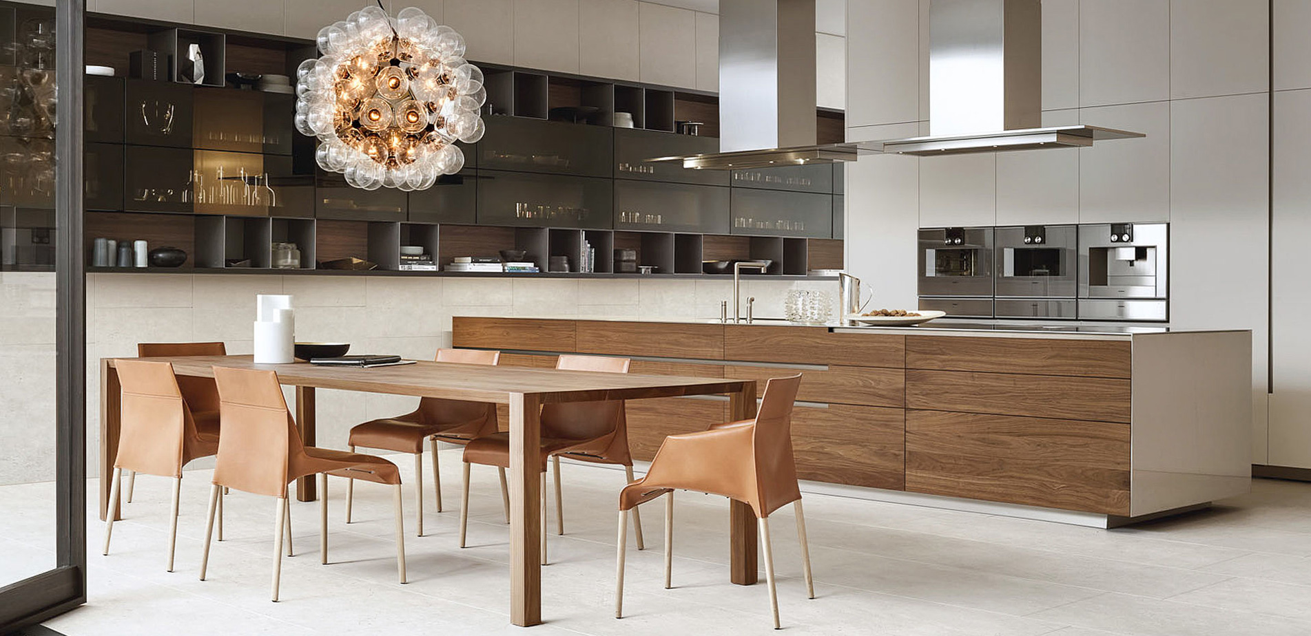 Poliform Phoenix Kitchen