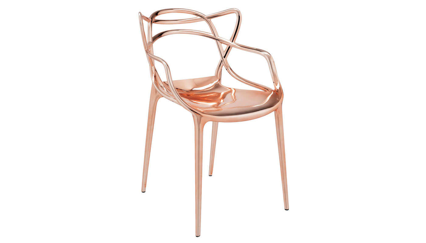 Masters Dining Chair - Copper