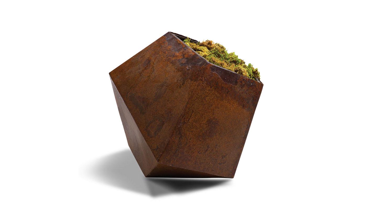 Boulders Table Planter
