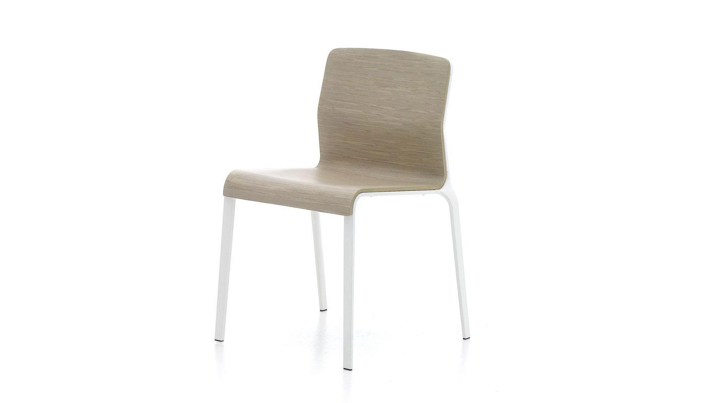 Bend Chair - Wooden Shell