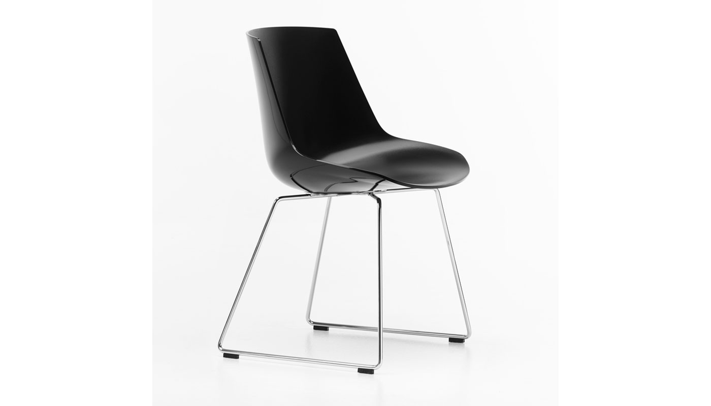 Flow Chair - Sled Base
