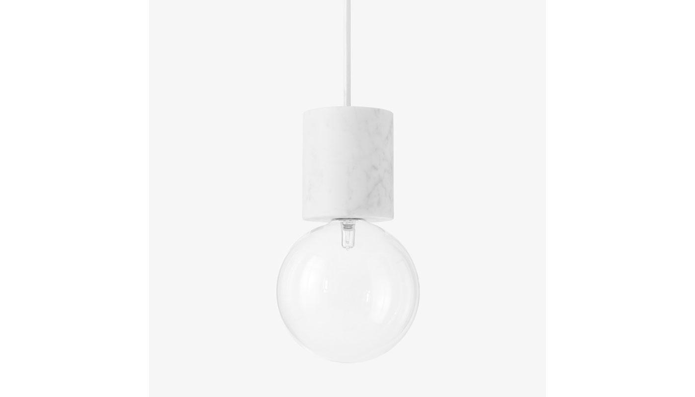 SV2 Marble Light Pendant