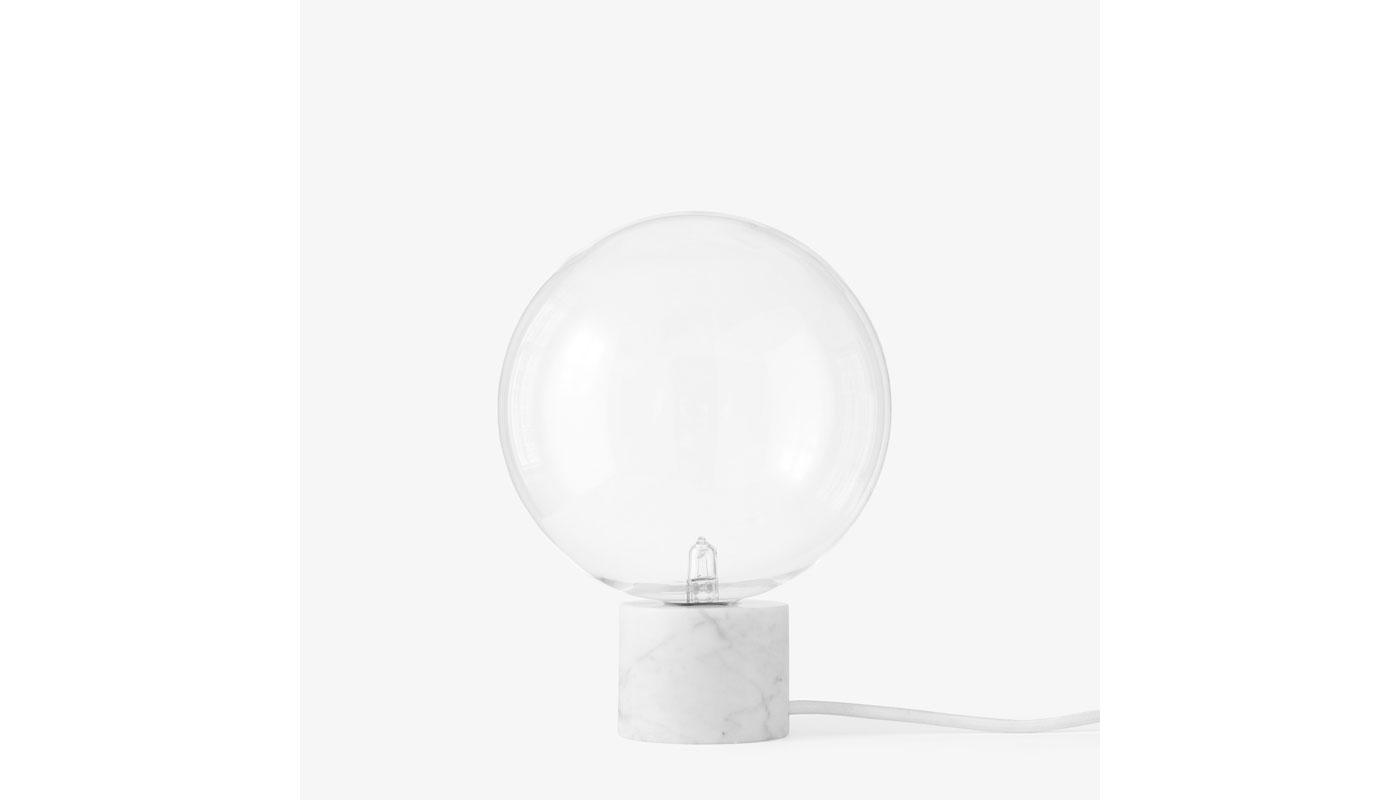 SV6 Marble Table Light
