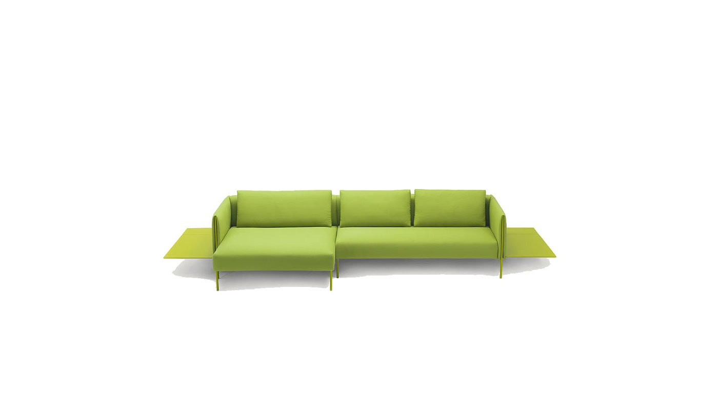 Pillar Sectional Sofa - Indoor