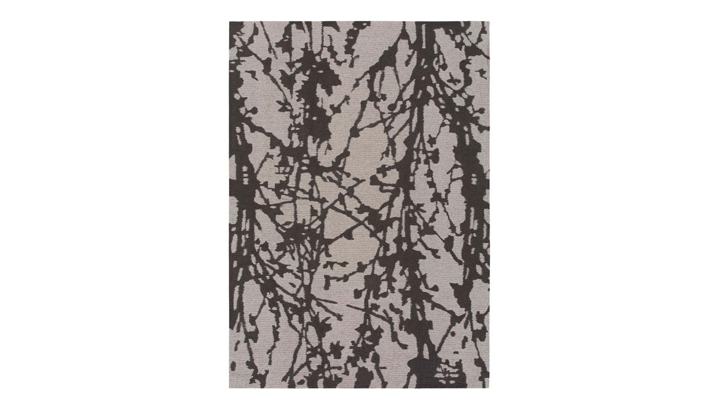 Branch Rug - Gray