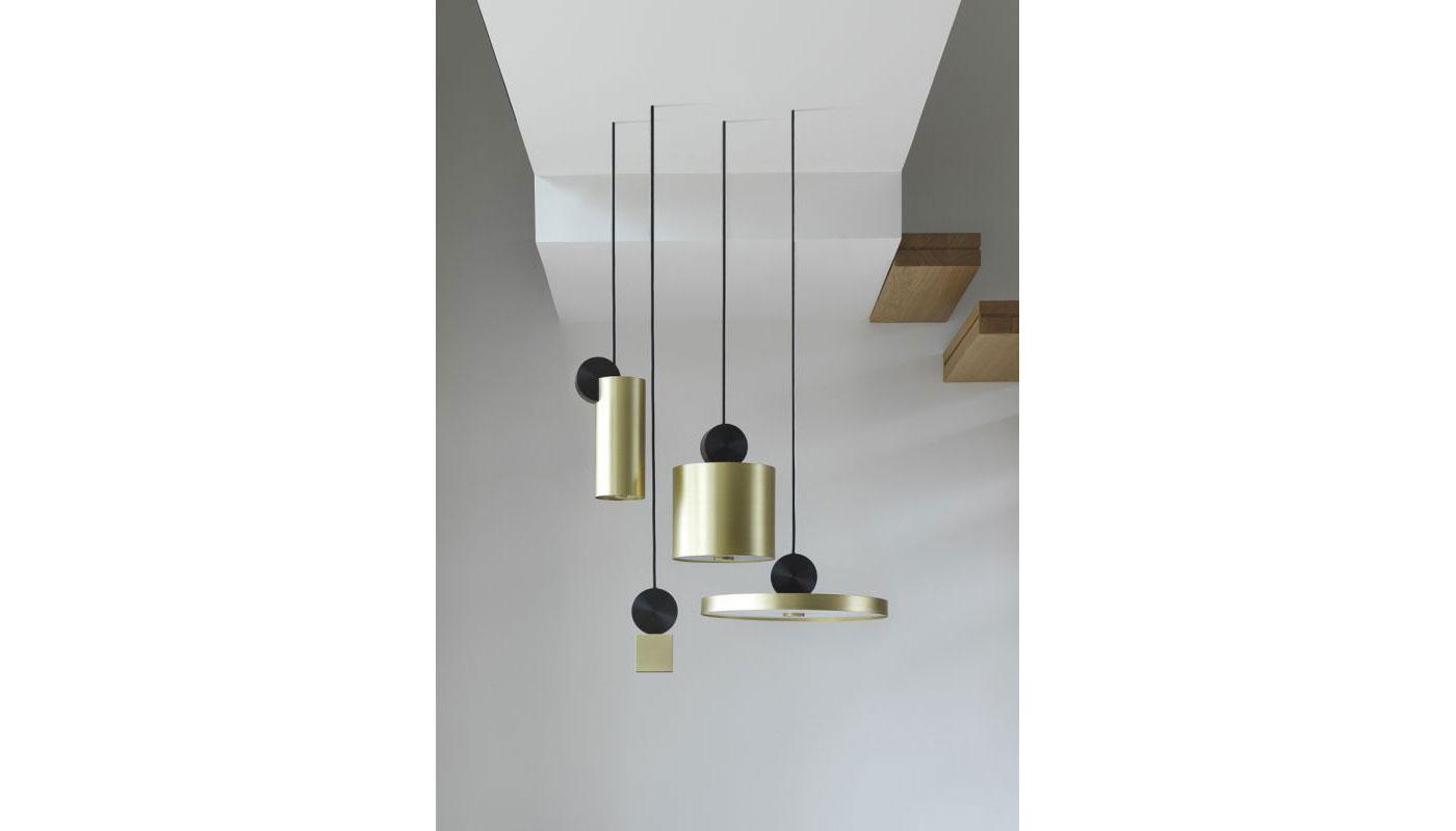 Calee Suspension Light V1 By Cvl Lighting Switch Modern