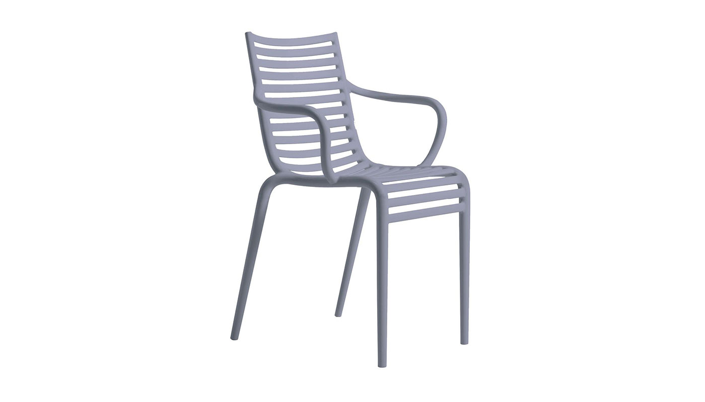 PIP-e Dining Chair with Arms
