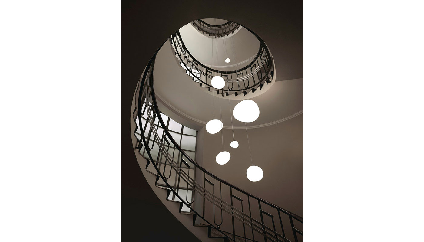 Gregg Suspension Light By Foscarini Switch Modern