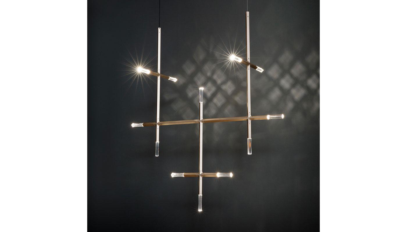 Jax 12-001-Suspension Light