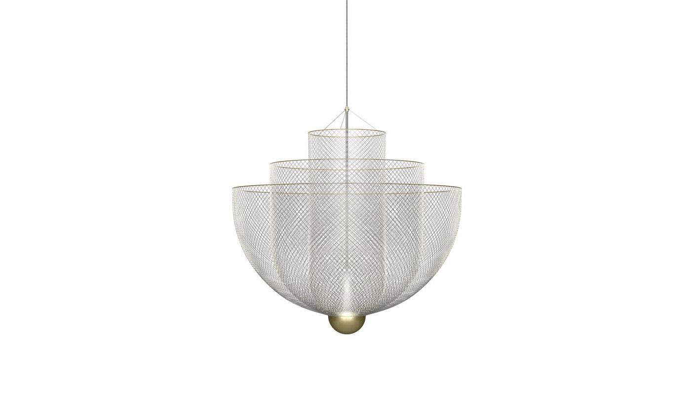 Meshmatics Suspension Light