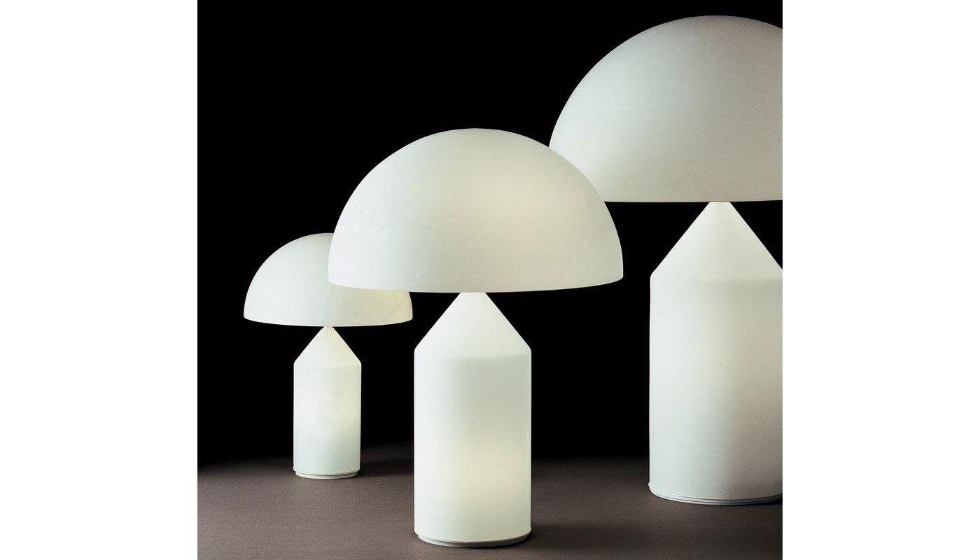 Atollo Table Lamp - Opal