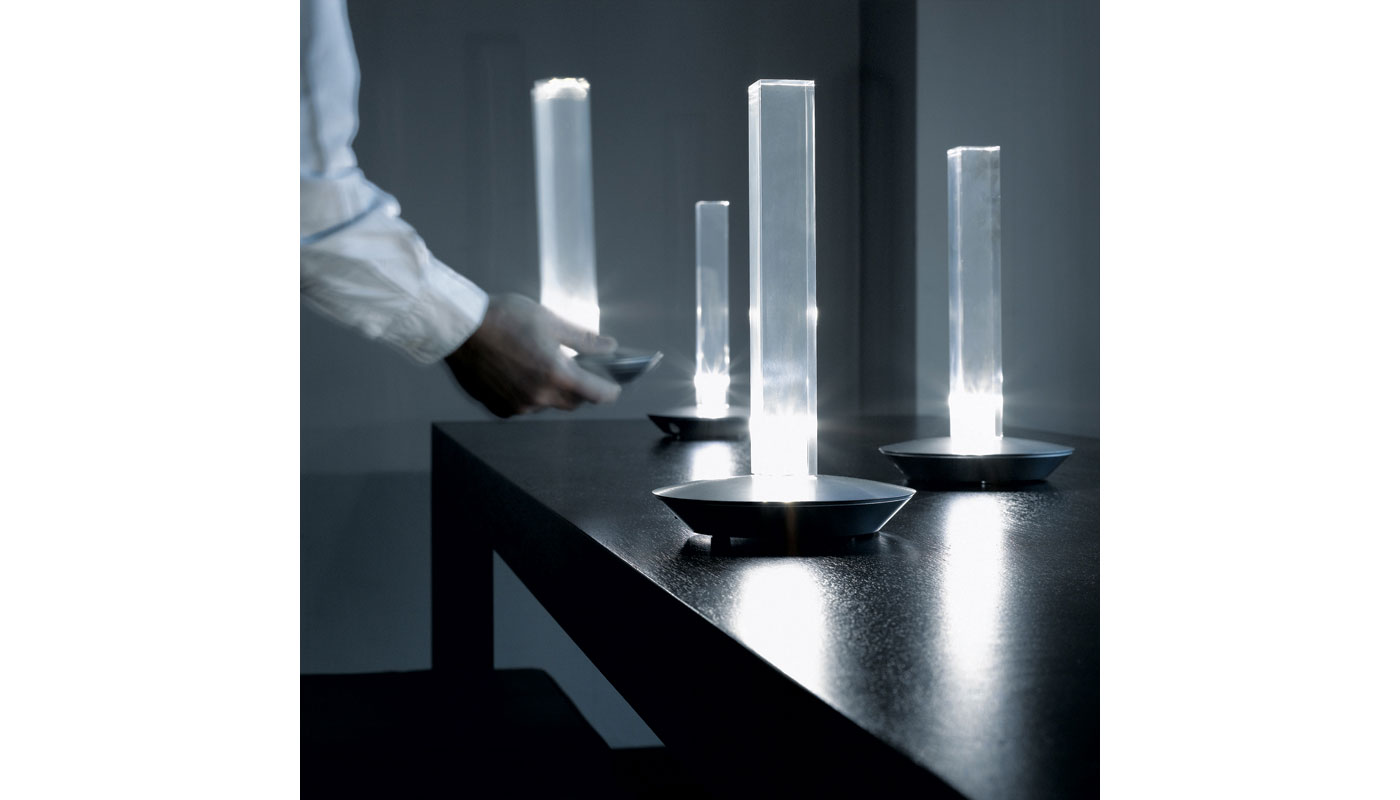 Cand-Led Table Lamp