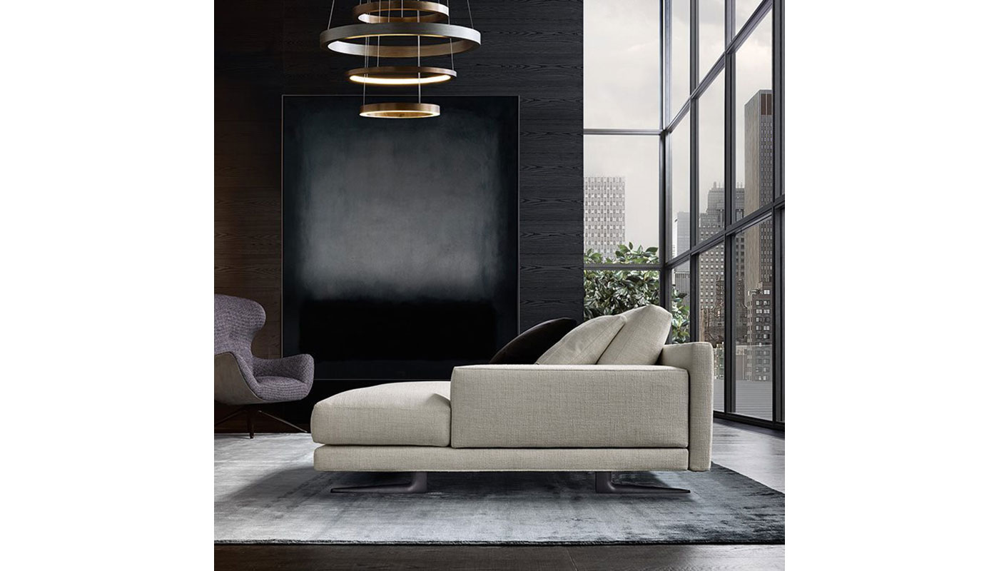 Mondrian Chaise Longue
