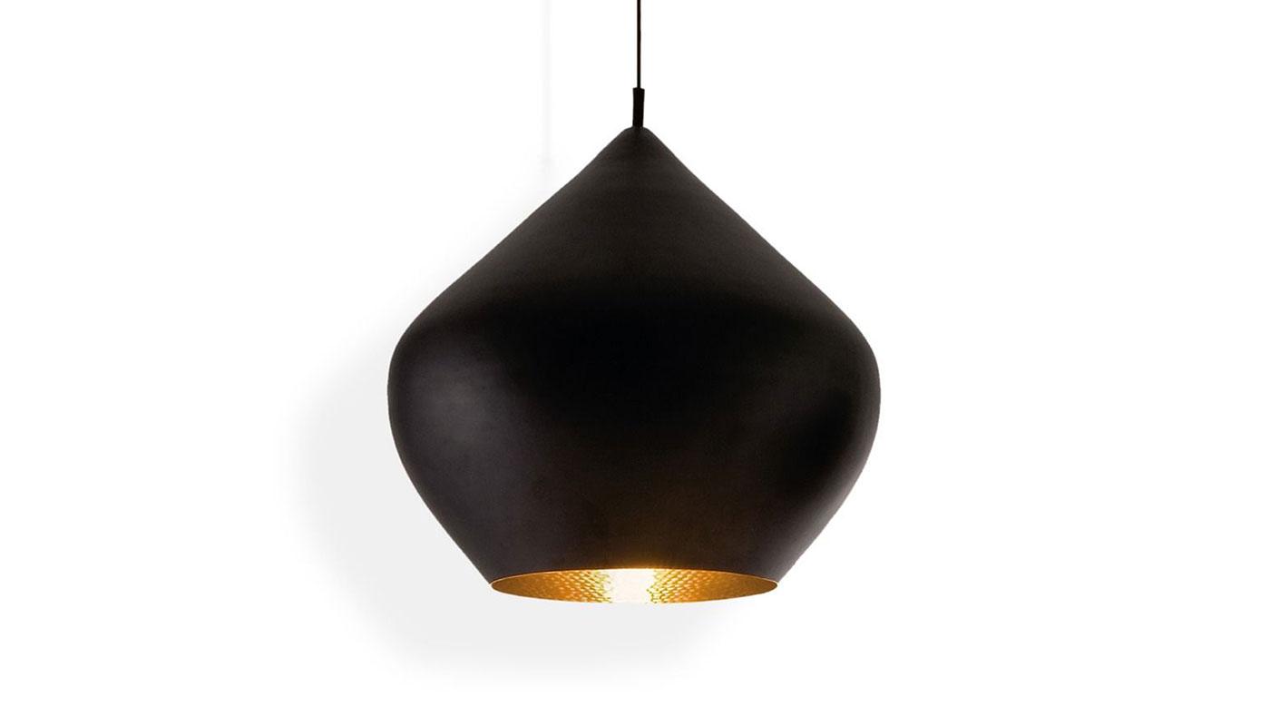Beat Stout Suspension Light - Black