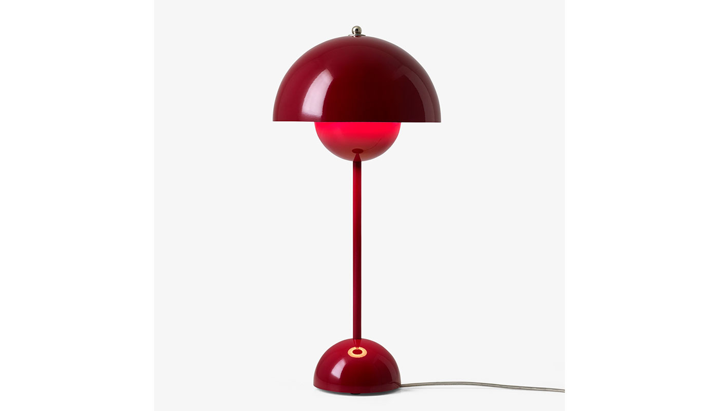 Flowerpot Table Lamp VP3 by &Tradition - Switch Modern