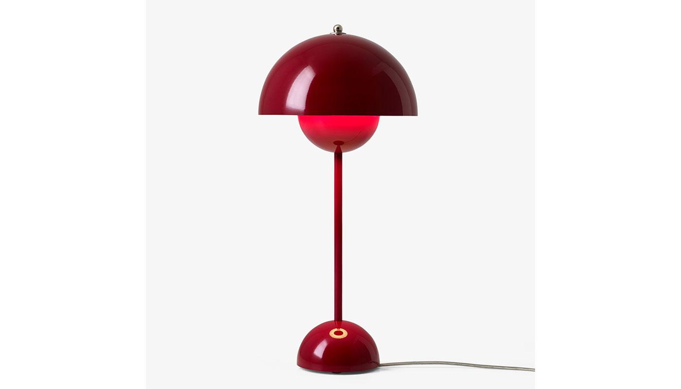 Flowerpot Table Lamp VP3 - Color