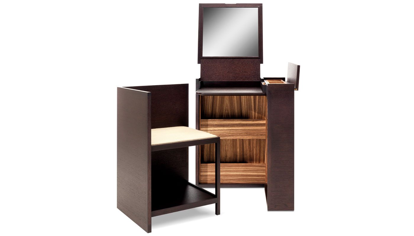 Vanity Box Dressing Table