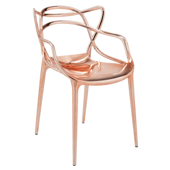 Masters Dining Chair - Copper - Quick Ship