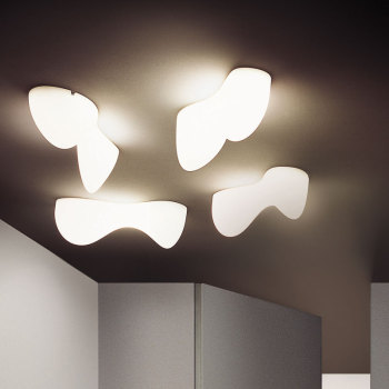 Blob S Ceiling Light