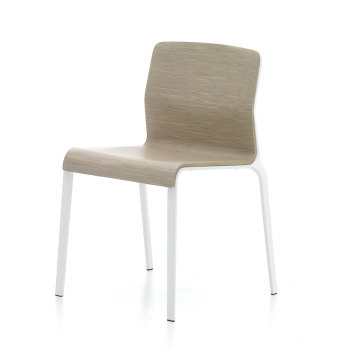 Bend Chair - Wooden Shell